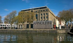 The Arnolfini 'should be an engine, with the heat going out, rather than coming in'