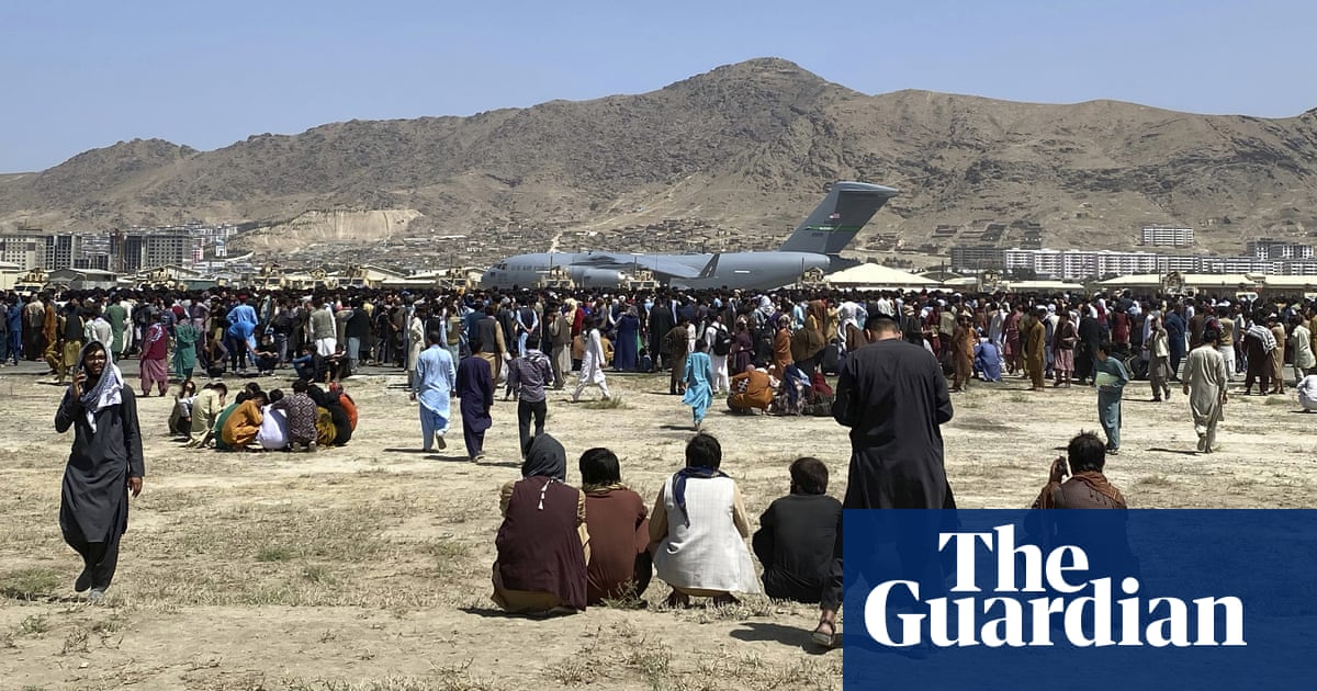 Biden says US troops may stay in Afghanistan past 31 August deadline – video