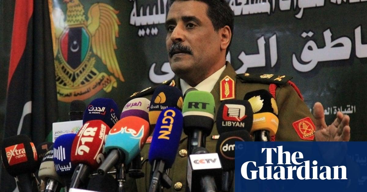 Libyan general Khalifa Haftar's forces seize key city of Sirte
