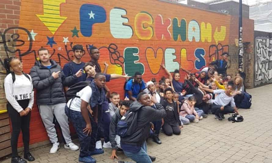 The Westminster House Youth Club.