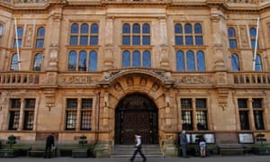 Hereford town hall.
