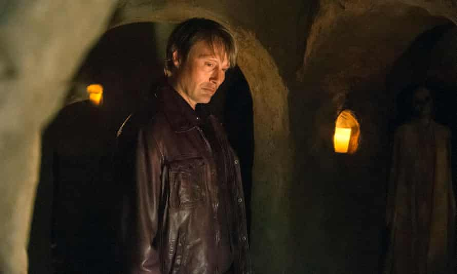 The Psychopath Test: Mads Mikkelsen as Hannibal Lecter
