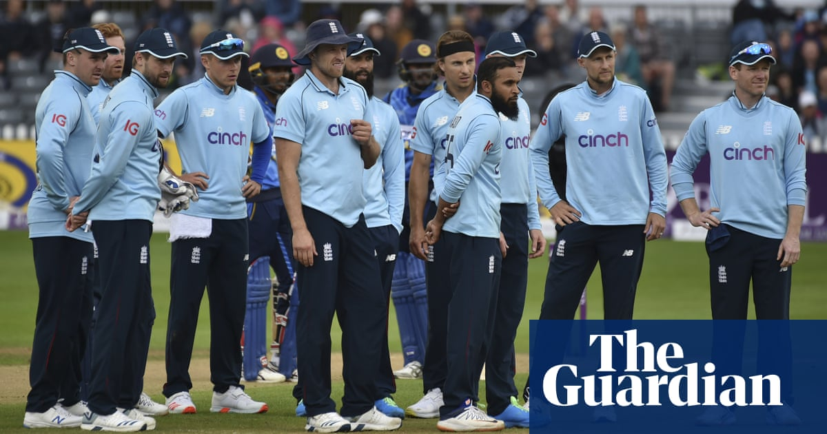Covid-19 outbreak forces England's one-day cricket squad into isolation