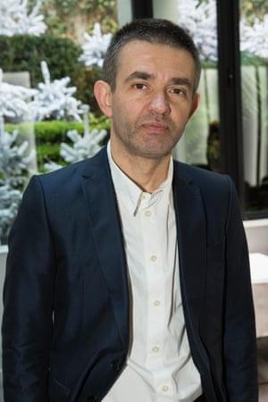 Libération journalist Philippe Lançon.