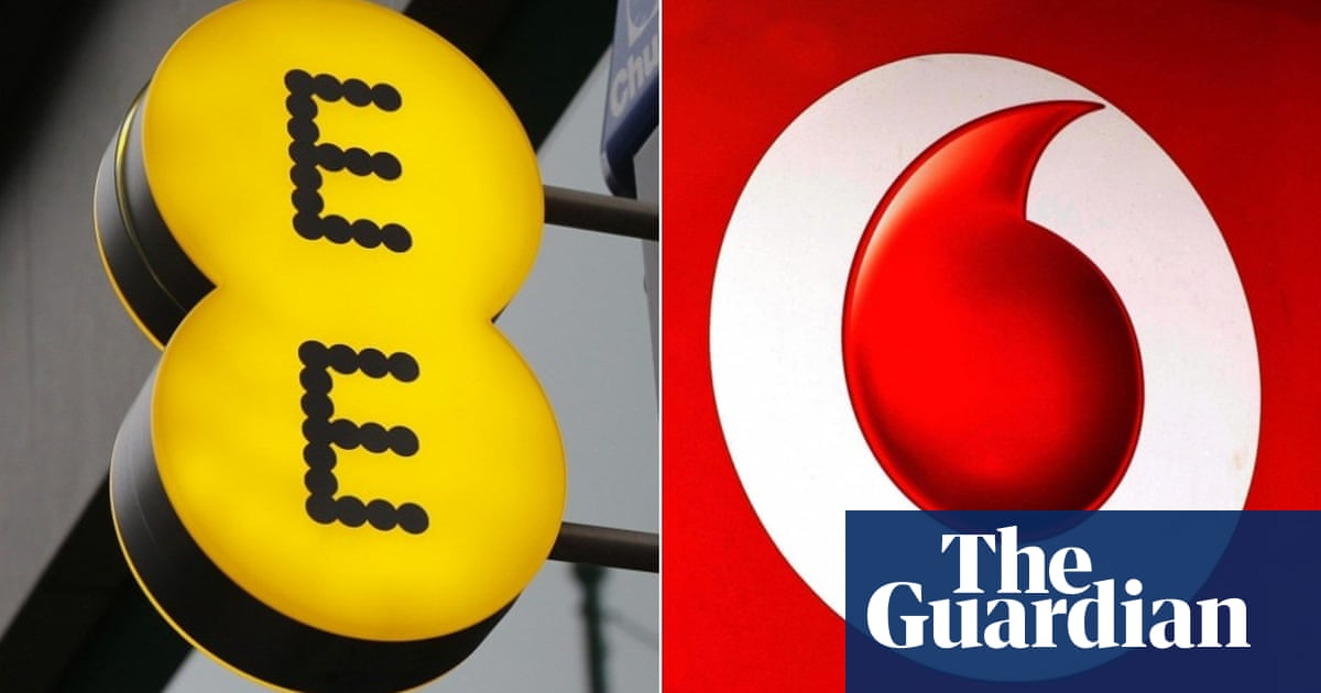 Ee And Vodafone Are Uks Worst Mobile Providers Says Which