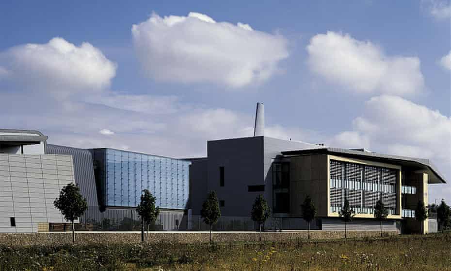 The Wellcome Trust Sanger Institute is one of the UK's most prestigious scientific centres.