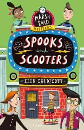 Spooks and Scooters cover
