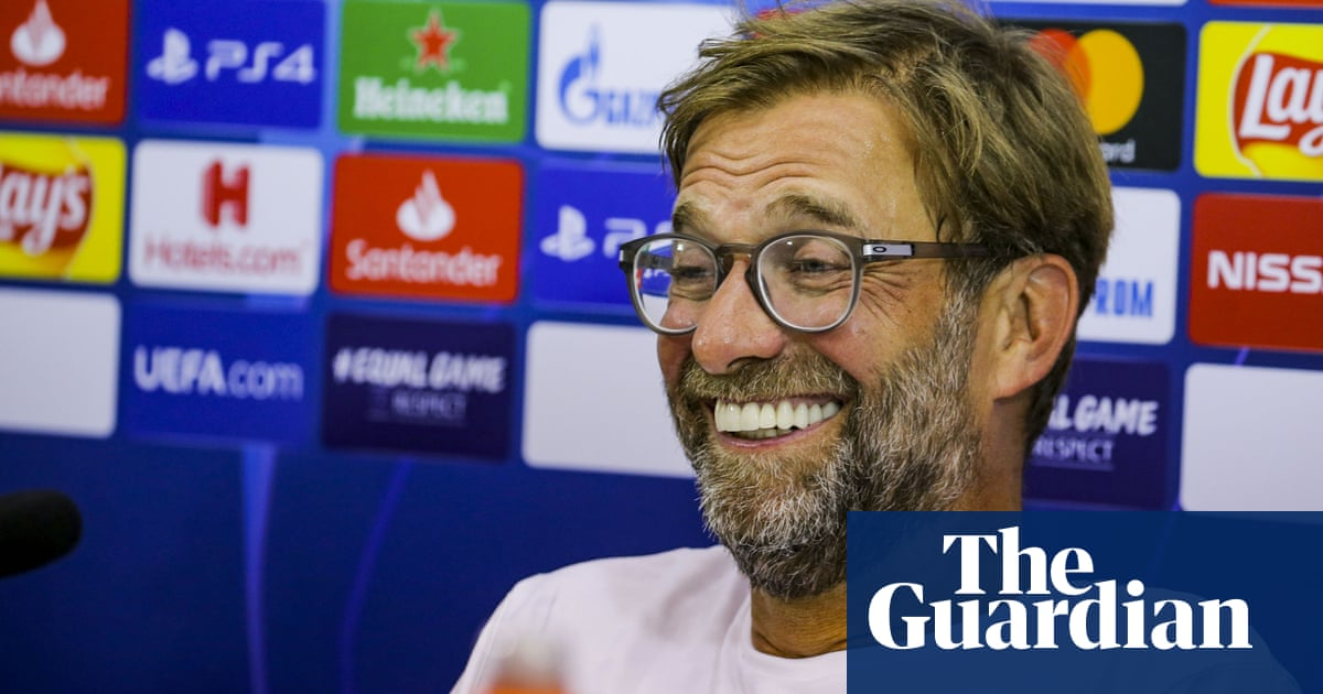 Klopp on Champions League: 'We want to create more stories' – video