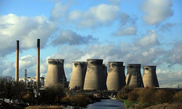 Power plant business plan