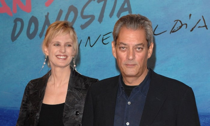 Paul Auster: 'I'm going to speak out as often as I can, otherwise I