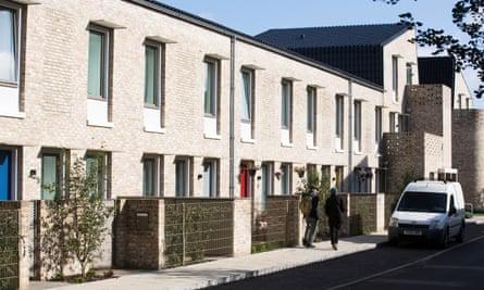 Goldsmith Street estate in Norwich