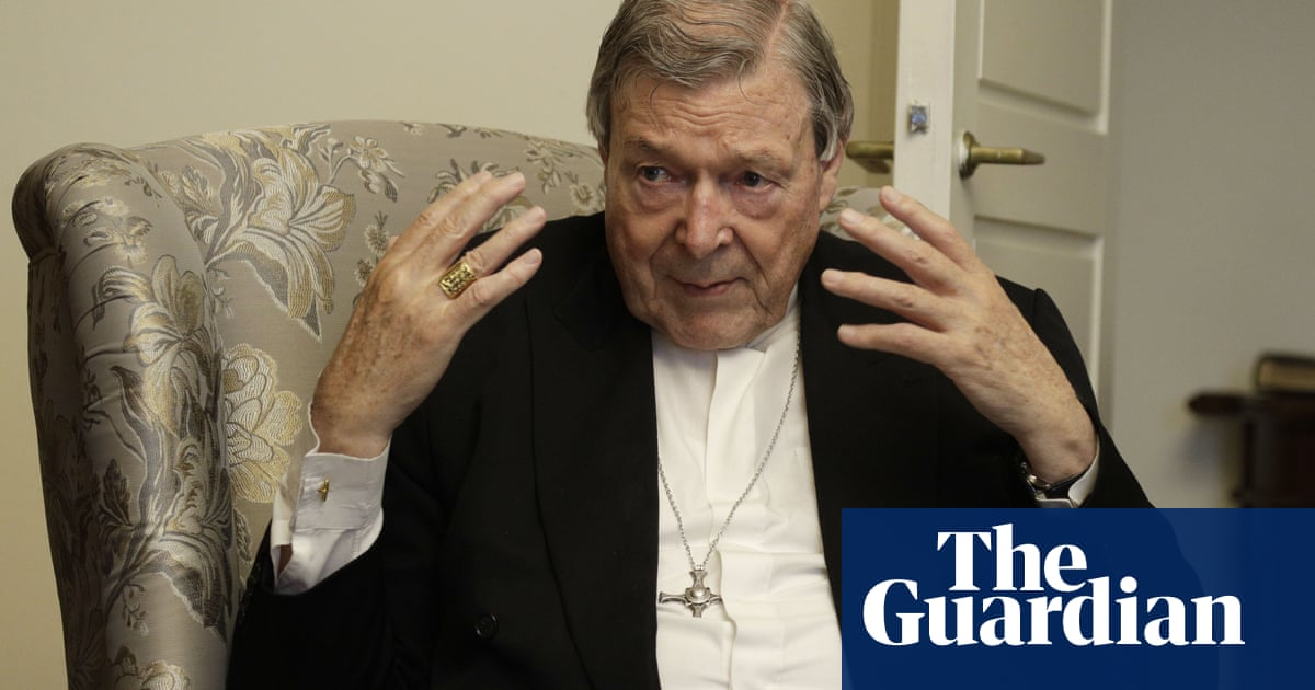 Australia's Holy See ambassador under fire for saying she wants to change 'narrative' away from George Pell