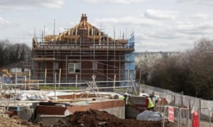 Labour says the Tories have presided over the lowest levels of housebuilding in almost 100 years.
