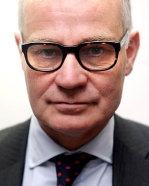 Crispin Blunt: 'There is a gaping hole in parliamentary oversight.'