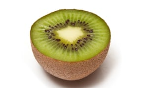 Eating two kiwi fruit before bed leads to better kip, according to one 2011 study.