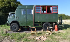 Brigs Farm Bedford Truck. Dorset