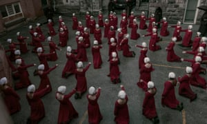 The Handmaid's Tale has been turned into an acclaimed TV series.