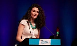 Malia Bouattia has come under fire for past comments about Zionism.
