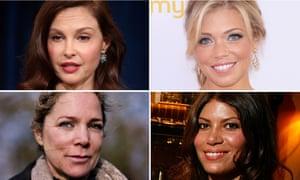 Ashley Judd, Lauren Sivan, Dawn Dunning and Liza Campbell