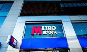 Branch of Metro bank