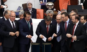 Turkish MPs vote on Friday to lift immunity from prosecution.
