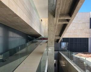 Qattan Foundation's new cultural centre in Ramallah, Palestine