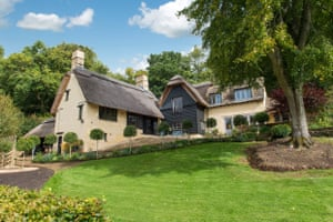 The Thatched House, Tunley, Gloucestershire