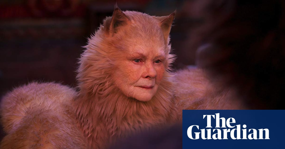 Claws out for the Cats trailer – but Universal will be purring