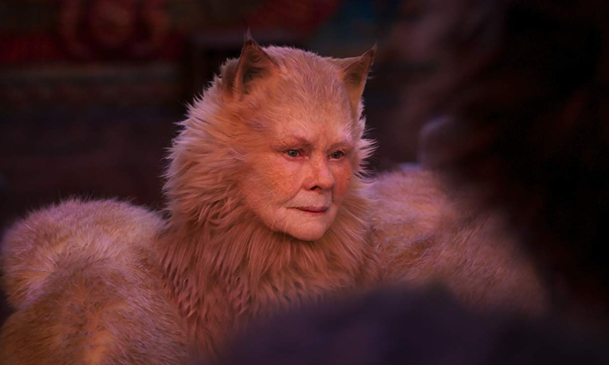 Claws Out For The Cats Trailer But Universal Will Be Purring Cats The Guardian