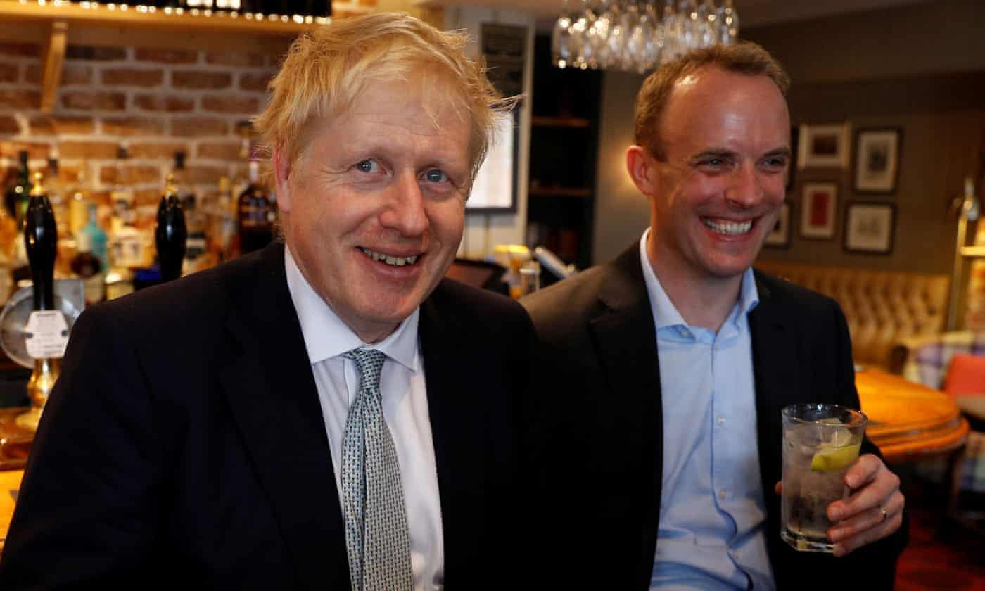 Boris Johnson could ignore efforts to block no deal, says Raab