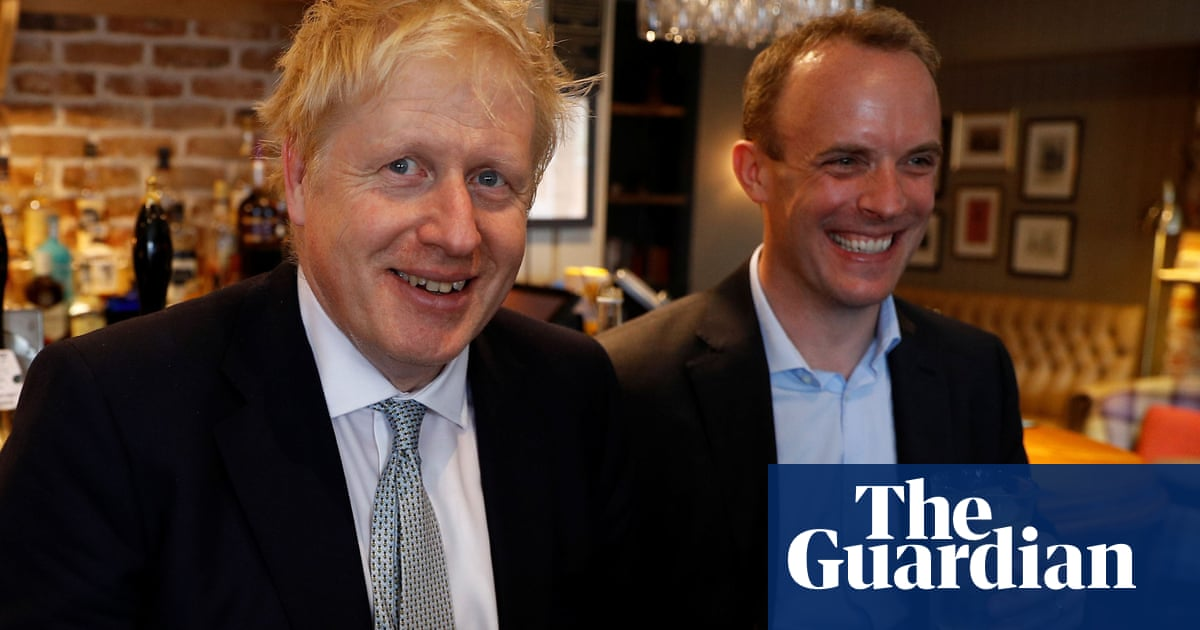 Raab dismisses claim donor was asked to pay for Johnson's nanny as 'gossip'