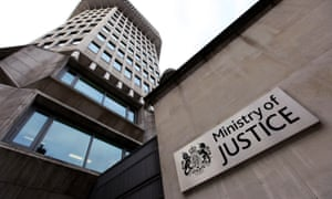 Ministry of Justice building exterior