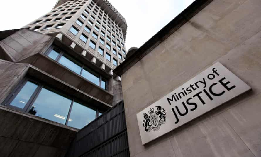 The MoJ document says: 'We are carrying significant risk that will result in a large-scale data breach if the vulnerabilities are exploited.'