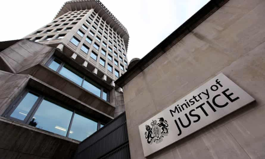 The Ministry of Justice, serving England and Wales, is having more magistrates' hearings conducted using online technology.