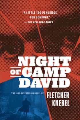 Night of Camp David by Fletcher Knebel