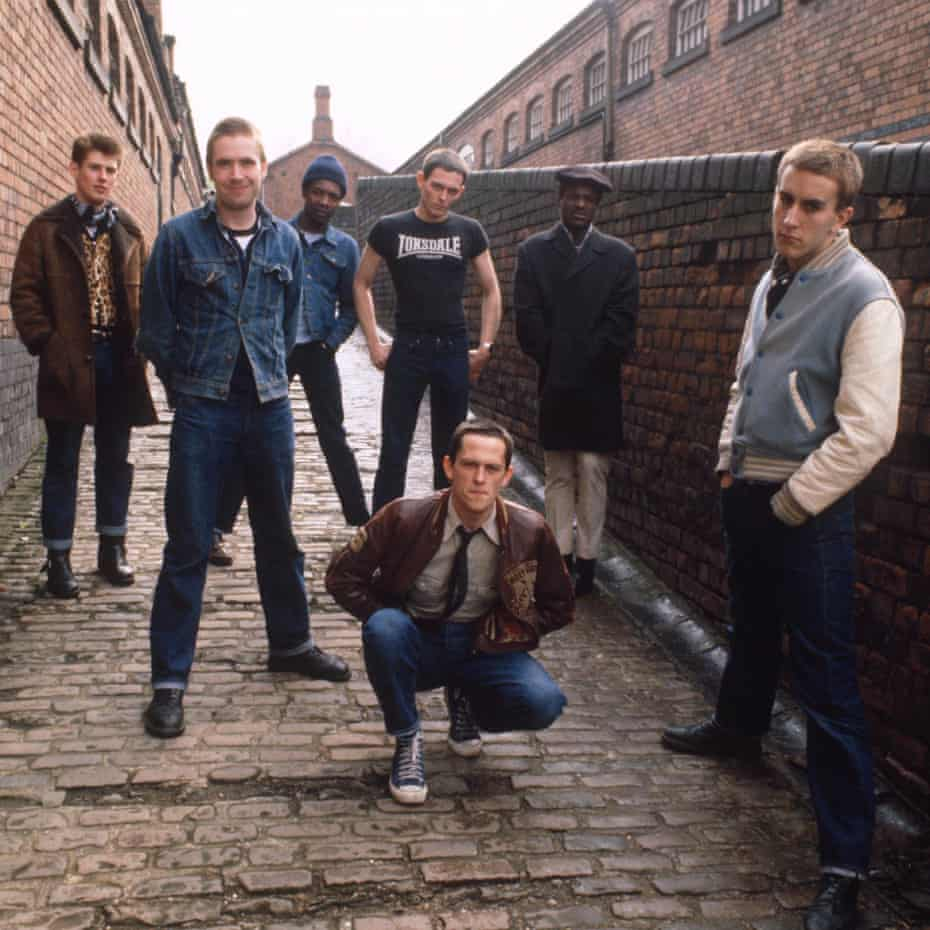 The Specials in Coventry.