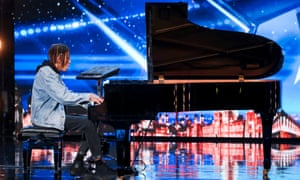 Pianist Tokio Myers, who has won this year's ITV1 talent show, Britain's Got Talent.