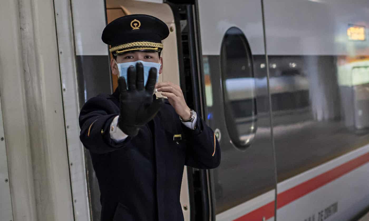 Coronavirus shakes citizens' faith in Chinese government
