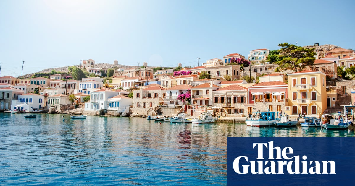 20 Greek islands … you may not have heard of | Travel | The