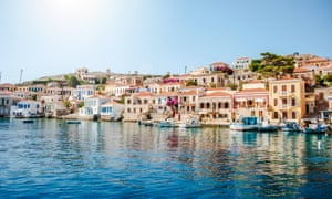 20 Greek islands … you may not have heard of | Travel | The Guardian