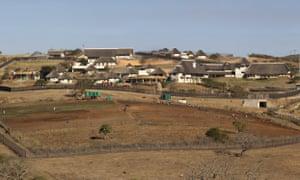 Nkandla, Jacob Zuma's private residence