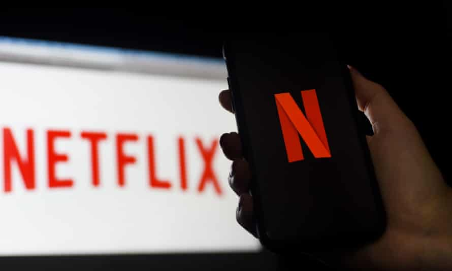 Lockdown seems to have averted a nasty crunch for streaming service Netflix.