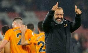 Is Nuno Espírito Santo the man to replace the doomed Unai Emery at Arsenal?