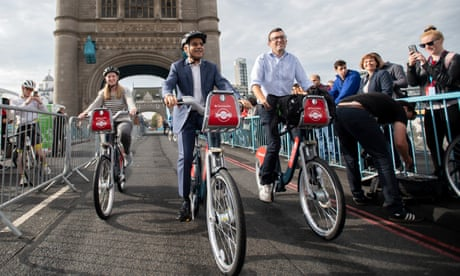 World Car Free Day 2019 – in pictures