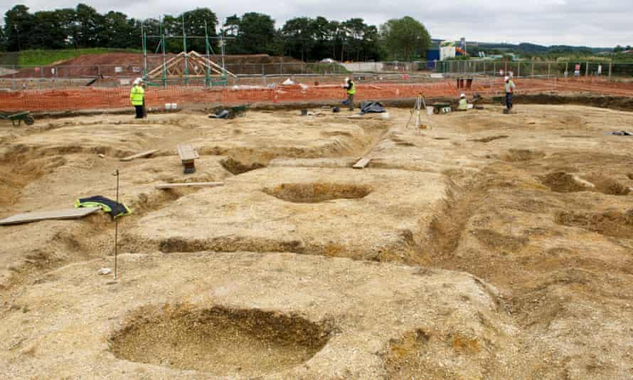 The 2,500-year-old settlement