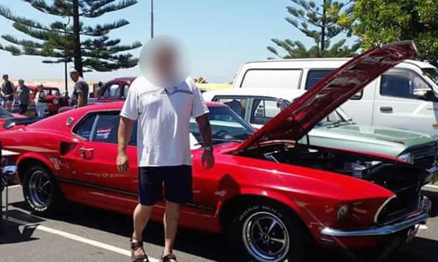 David Paul has no criminal history but was refused entry to New Zealand because of Australian federal police advice he was a member of the Rebels motorcycle club, immigration and police officers in Auckland told the family.