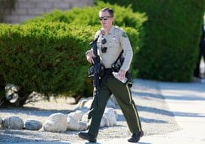 Palm Springs shooting