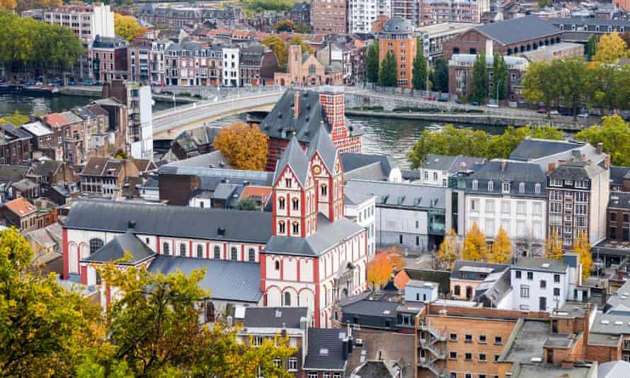 Central Liège.