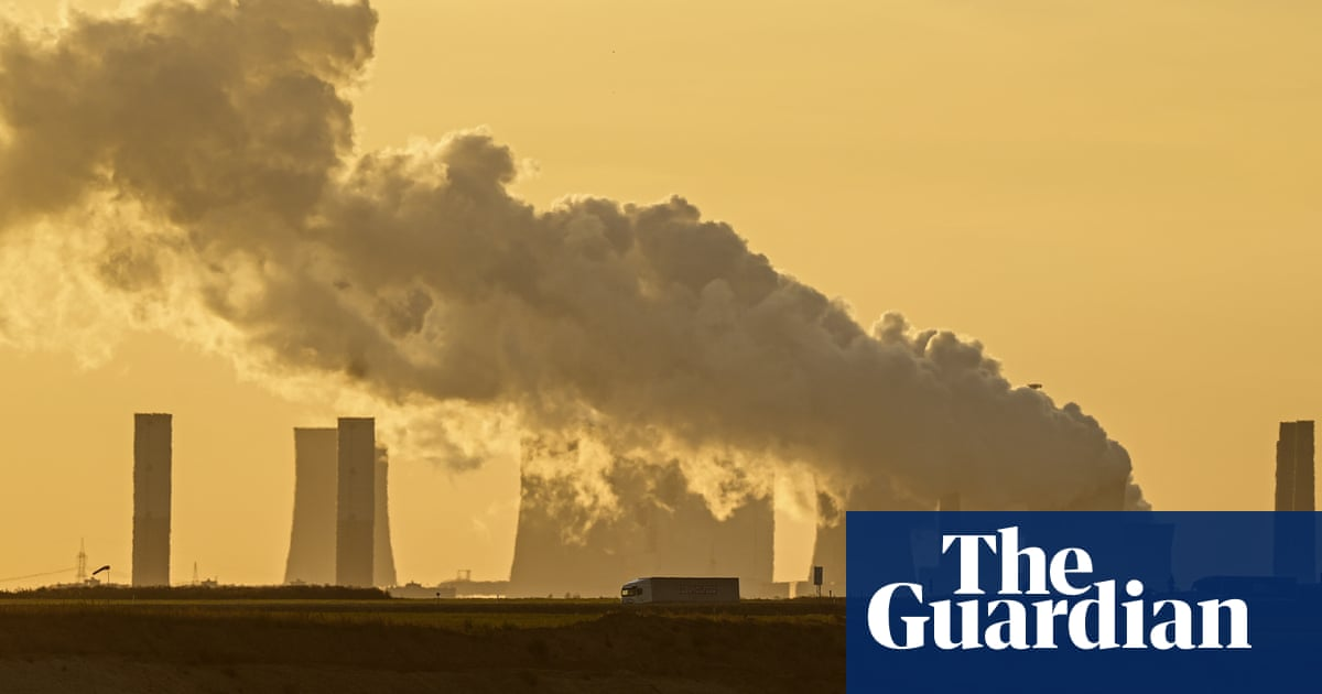 Every sector failing to move fast enough on climate
