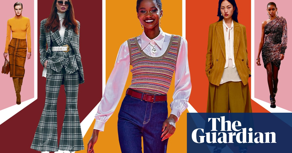 That 70s Show Why The Disco Decade Is Back In Fashion Fashion The Guardian